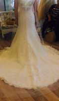 Stunning Maggie Sottero Mercedes wedding dress