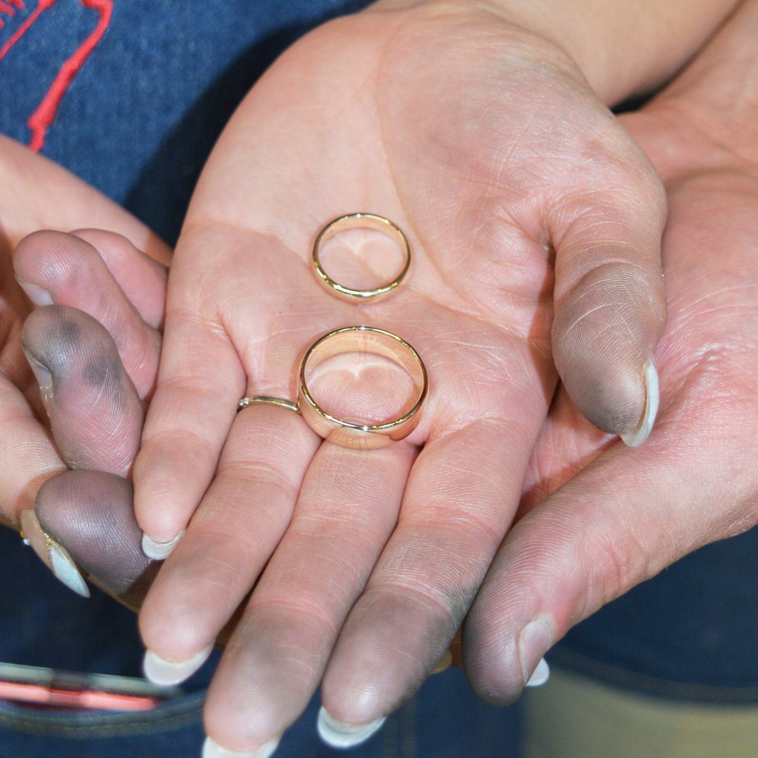Couples Create - Creating Your Own Wedding Rings