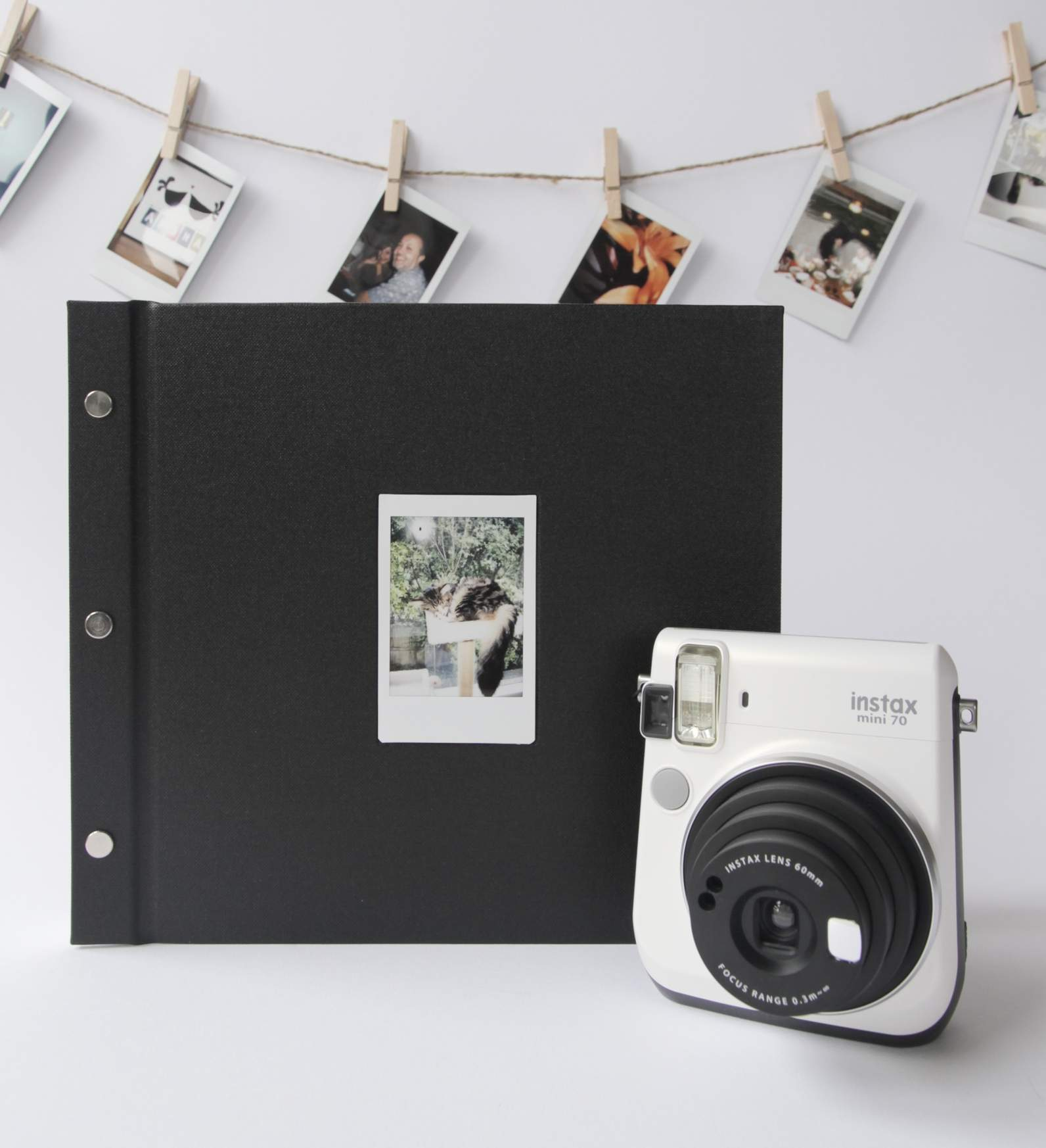 Guest Book / Instax Album
